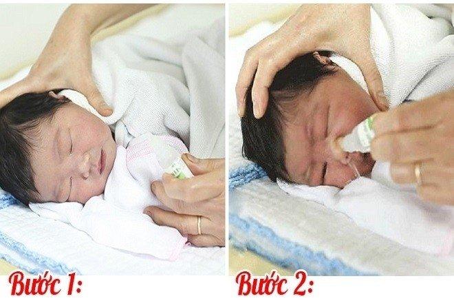 Hướng dẫn các mẹ bí quyết điều trị khi trẻ sơ sinh bị đàm nhớt