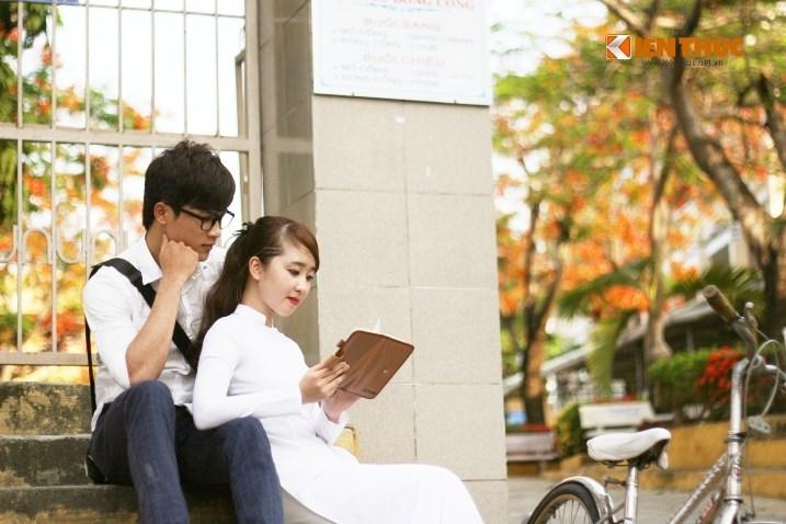 Một tình yêu chân chính sẽ trở thành động lực để tuổi trẻ vươn lên phấn đấu trong học tập.