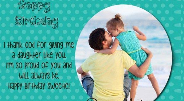 Tổng hợp những lời chúc mừng sinh nhật con gái yêu ngọt ngào nhất
