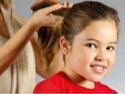 Bật mí cắt tóc trẻ sơ sinh mang lộc về nhà