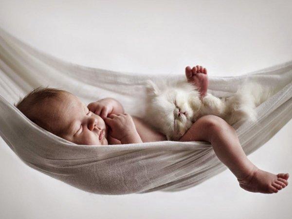 Có nên cho trẻ sơ sinh nằm võng không? Điều này tốt hay xấu cho trẻ