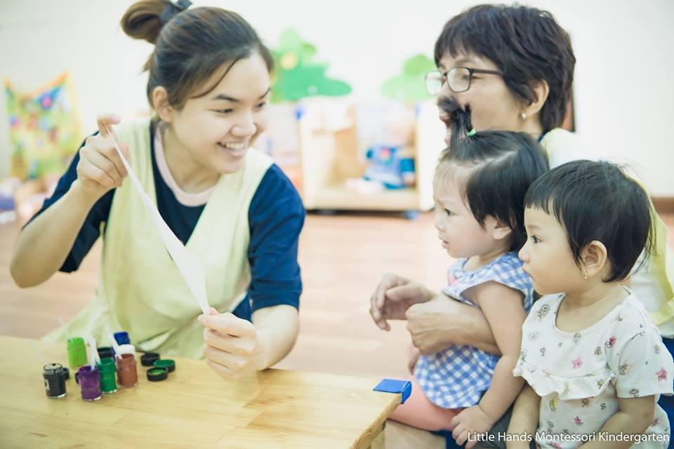 Hướng dẫn cách dạy trẻ 1 tuổi thông minh