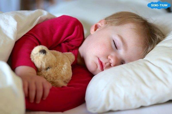 Hướng dẫn trẻ nên ngủ tối lúc mấy giờ là tốt nhất