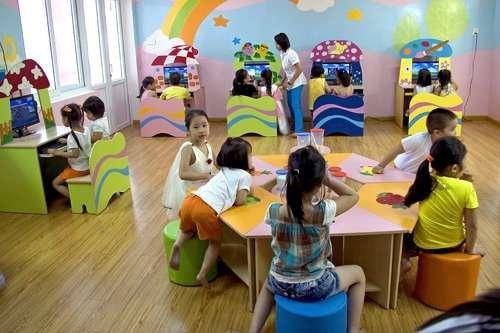 Tổng hợp 6 trường mầm non nhận trẻ 6 tháng ở tp.HCM