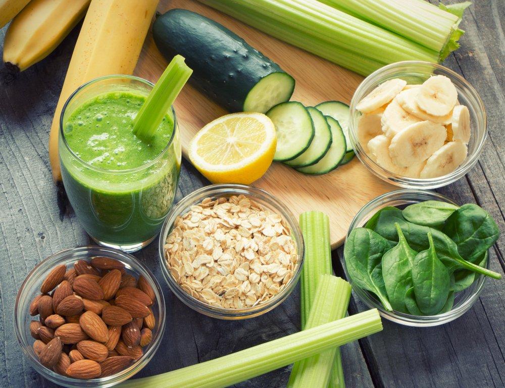 thực phẩm giúp thanh lọc cơ thể