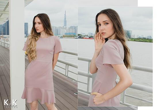 trang phục công sở đẹp cho phụ nữ