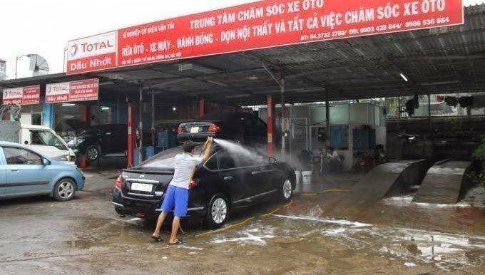 Mở Tiệm Sửa Chữa ô Tô