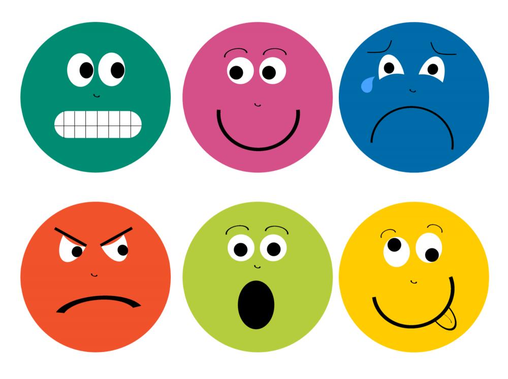 Dạy con trẻ về khái niệm các loại cảm xúc con người