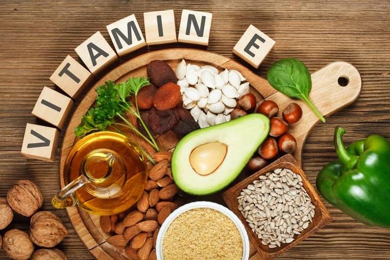 Vitamin E có vai trò quan trọng đối với cơ thể