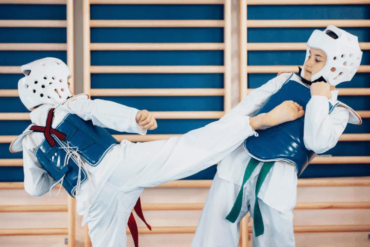 học võ thuật