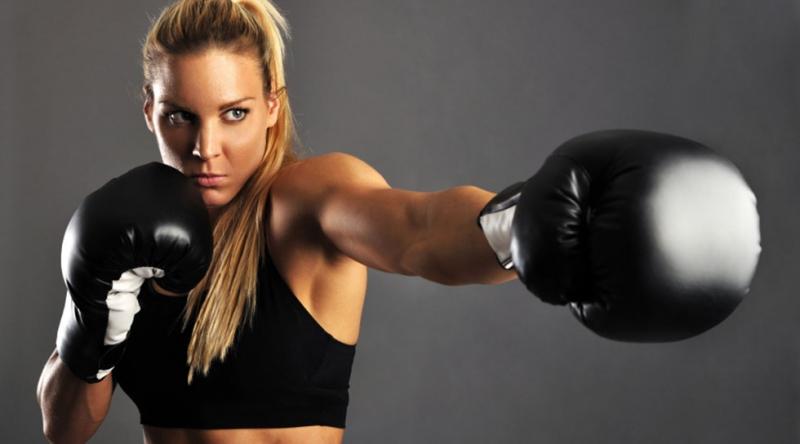 Rèn luyện cơ thể cùng với Kick Boxing