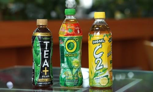 Nước ngọt không ga chứa nhiều dưỡng chất có lợi cho sức khỏe