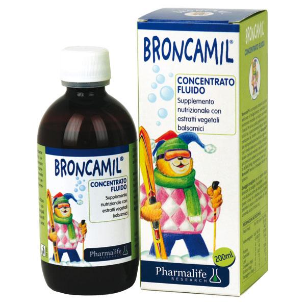 Vì sao nên dùng siro hobroncamil?