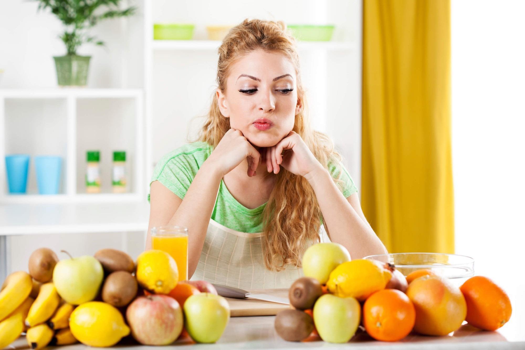 Top những loại trái cây tốt
