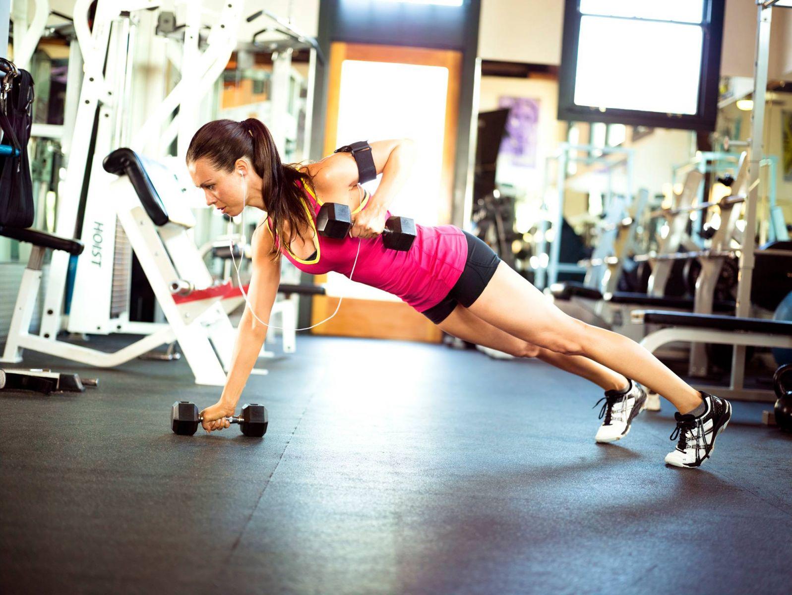 Lợi ích của việc tập gym