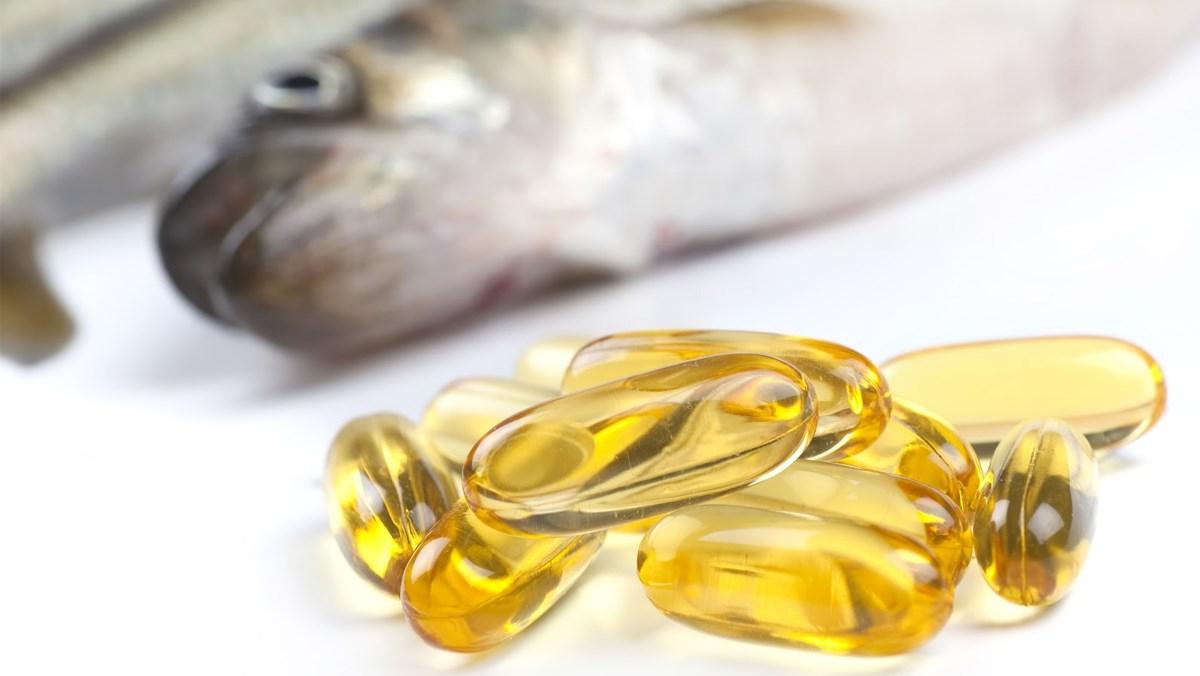 Công dụng của dầu cá omega 3