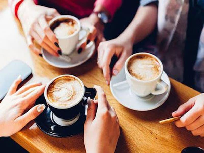 Hình ảnh cốc cà phê thơm ngon