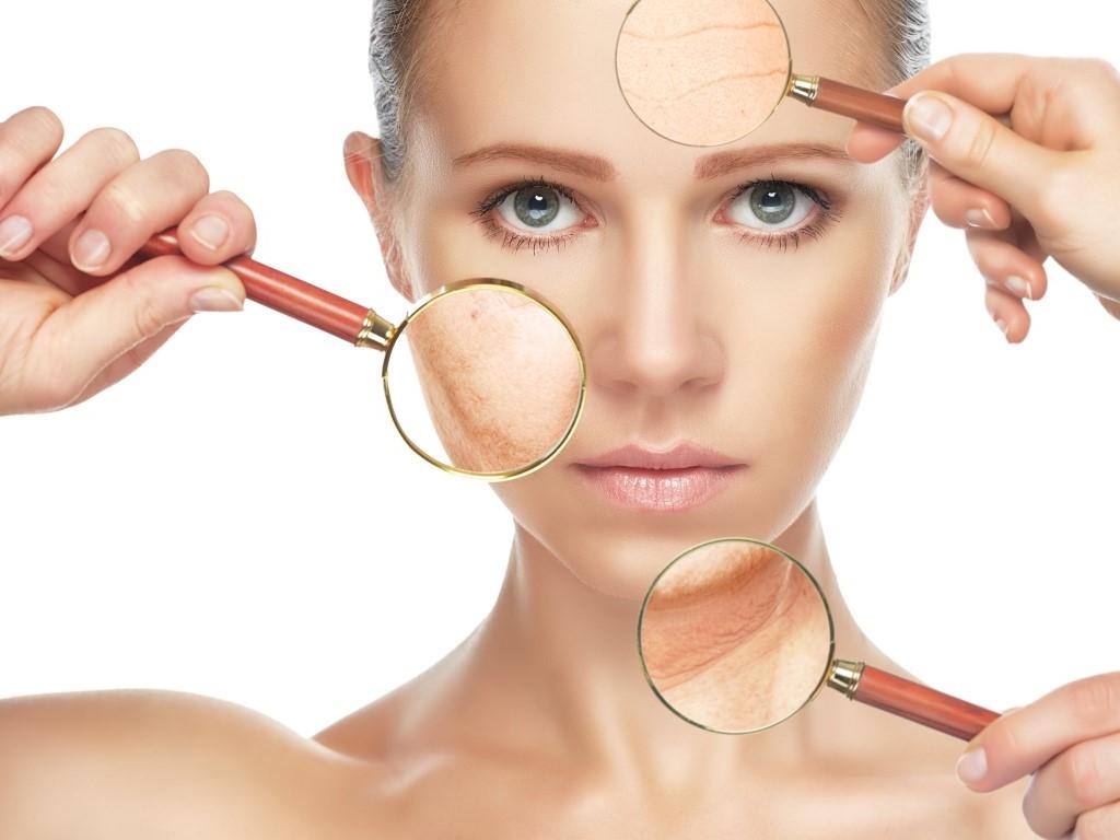 5 dấu hiệu chứng tỏ bạn đã bị lão hóa da | Eri International
