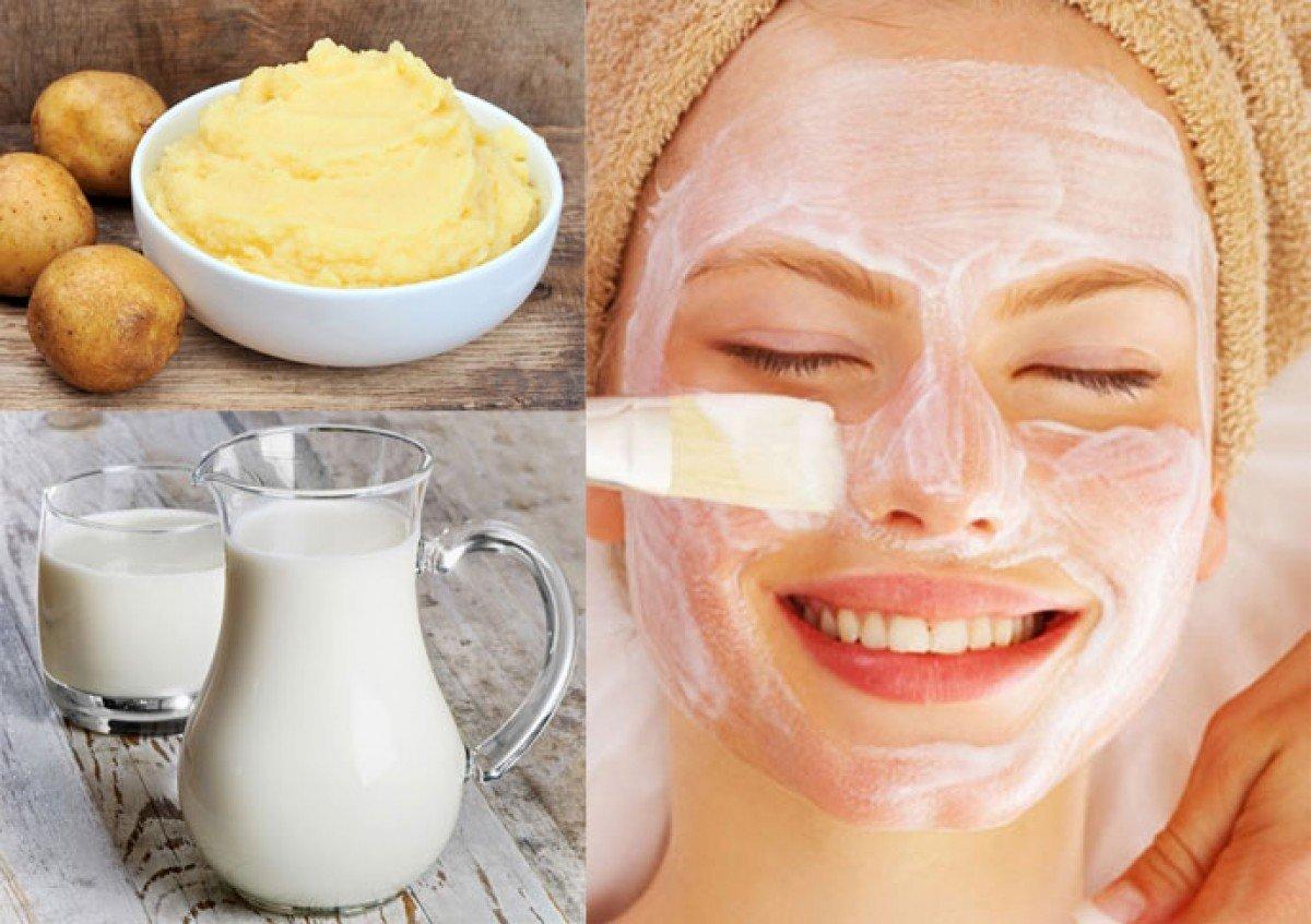 Cách chăm sóc da mặt với sữa chua hiệu quả