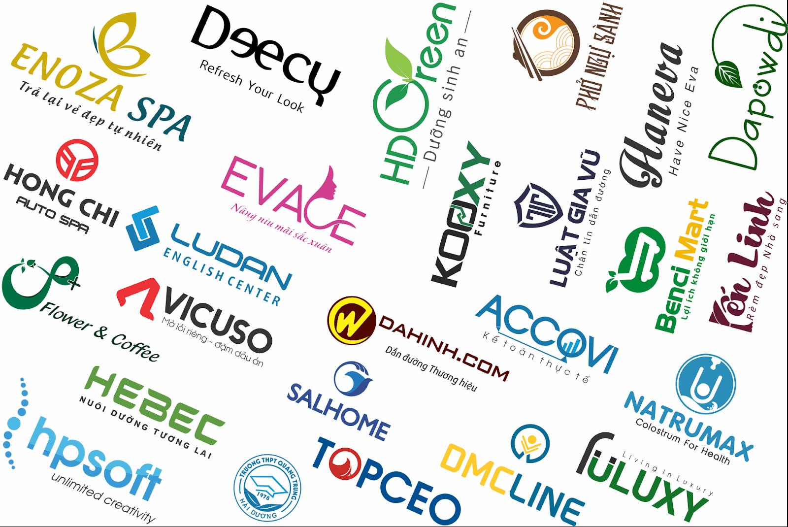 Nhiều công ty tại Tân Phú có nhu cầu thiết kế logo